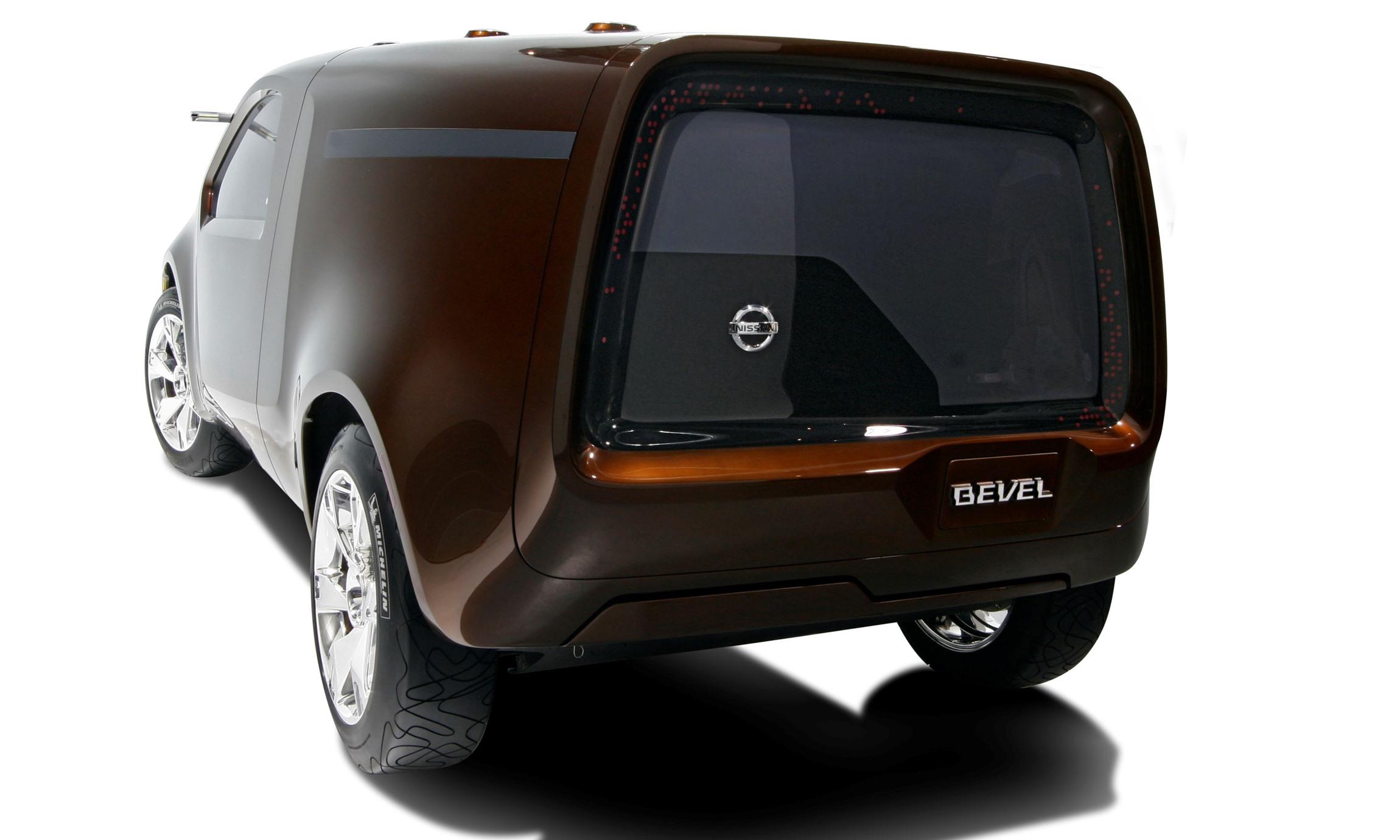 Bevel concept car revs daily next image bevel concept vanachro Gallery