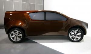 2007 Nissan BEVEL Concept 19
