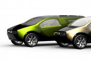 2007 Nissan BEVEL Concept 20