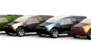 2007 Nissan BEVEL Concept 21