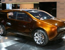Concept Design Analysis – 2007 Nissan BEVEL Was Futuristic SUV Workvan
