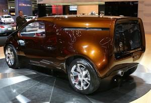 2007 Nissan BEVEL Concept 24