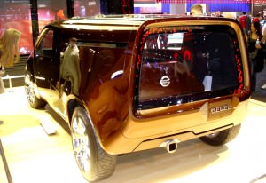 2007 Nissan BEVEL Concept 25
