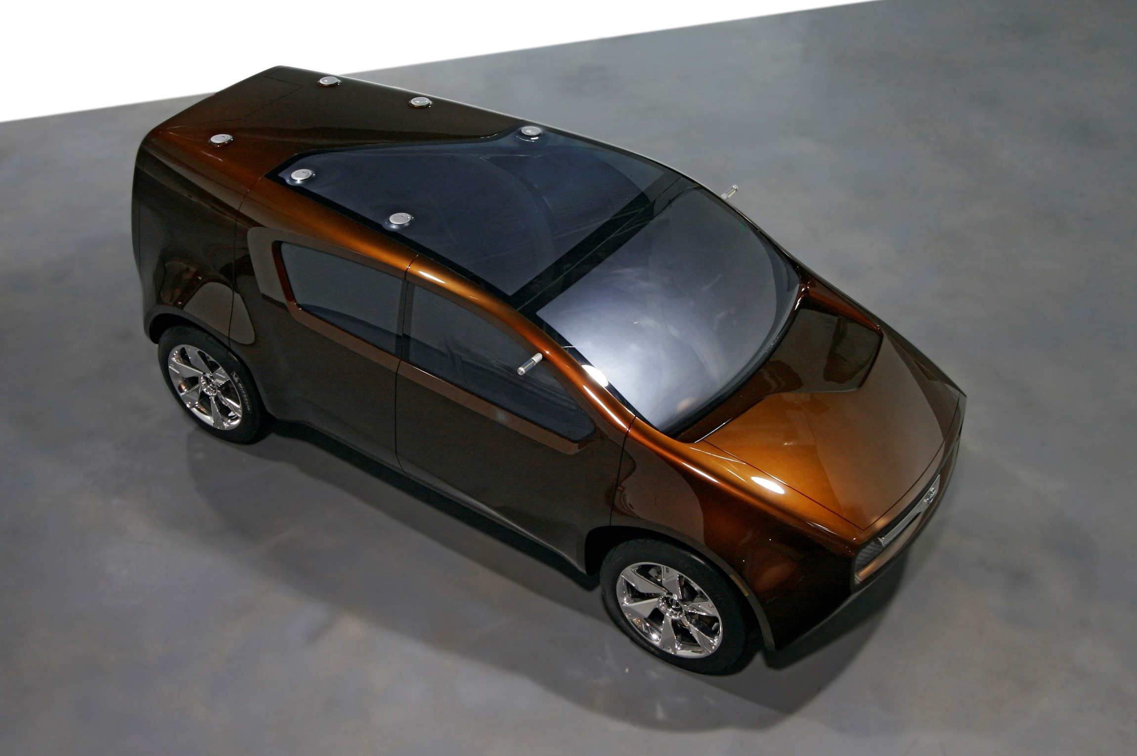 2007 nissan bevel concept 22 car revs daily first 10 images from this article vanachro Gallery