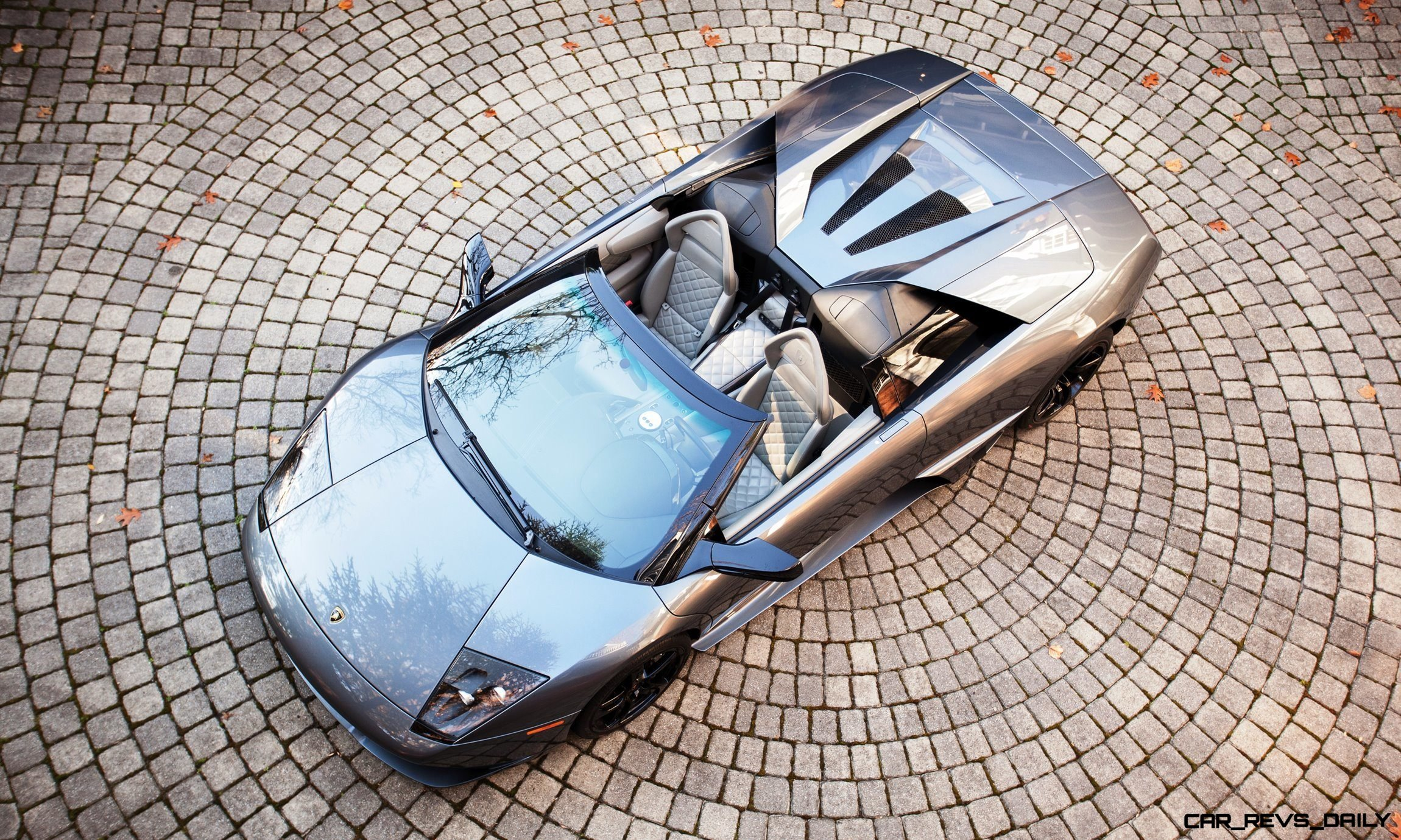 2008 Lamborghini Murcielago Roadster 13