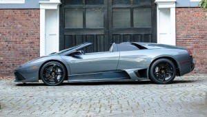 2008 Lamborghini Murcielago Roadster 5