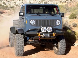 2012 Jeep Mighty FC 13