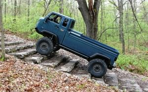 2012 Jeep Mighty FC 17