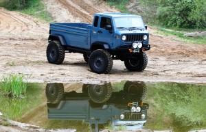 2012 Jeep Mighty FC 20