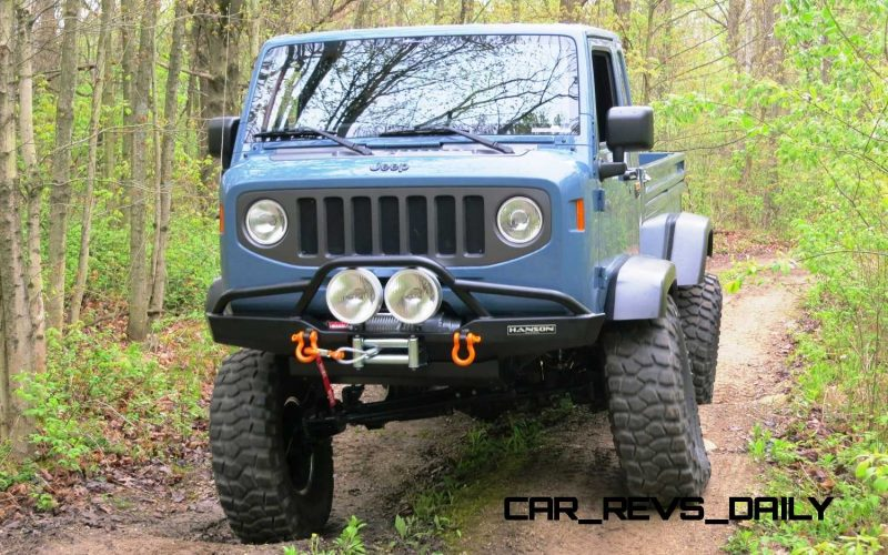 2012 Jeep Mighty FC 21