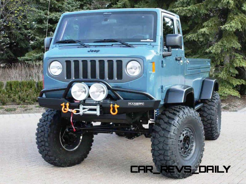 2012 Jeep Mighty FC 27