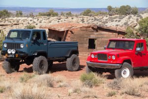 2012 Jeep Mighty FC 8
