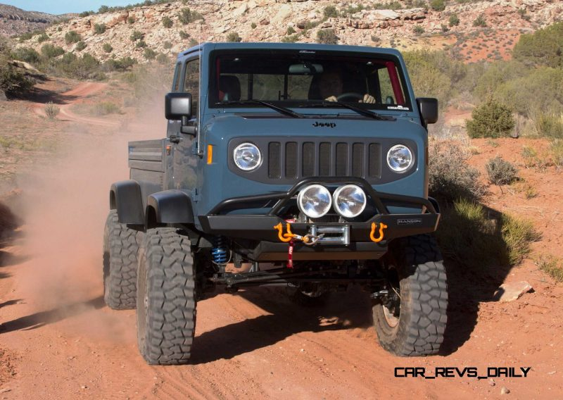 2012 Jeep Mighty FC 9