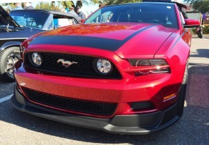2014 Ford Mustang RTR Spec 2 4