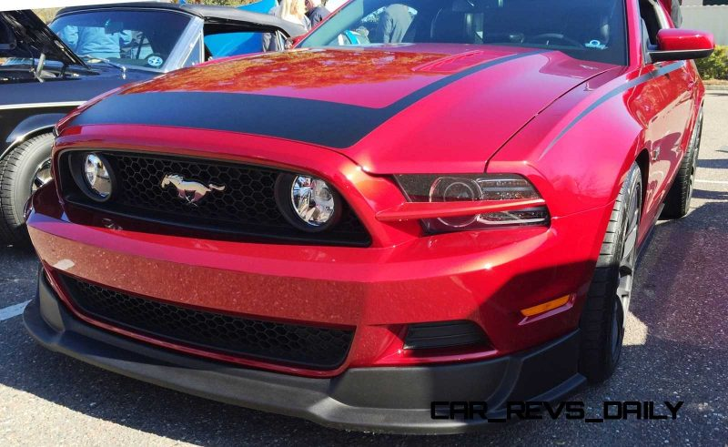 2014 Ford Mustang RTR Spec 2 5