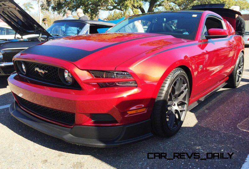 2014 Ford Mustang RTR Spec 2 6
