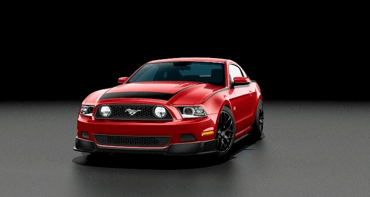 2014 Ford Mustang RTR Spec 2