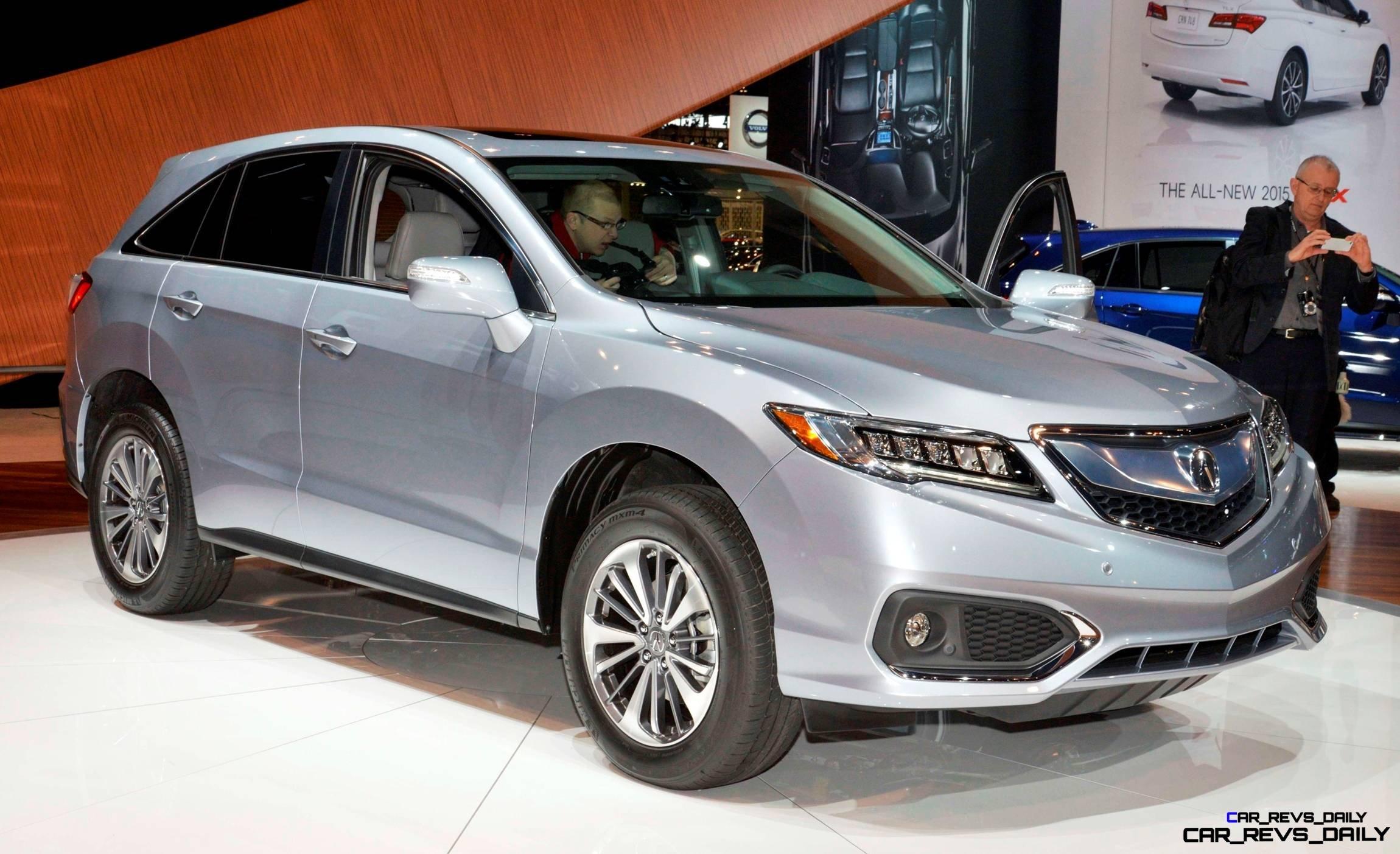 2015 Acura RDX 2