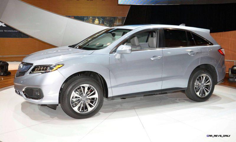 2015 Acura RDX 7