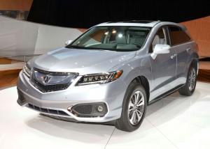 2015 Acura RDX 8