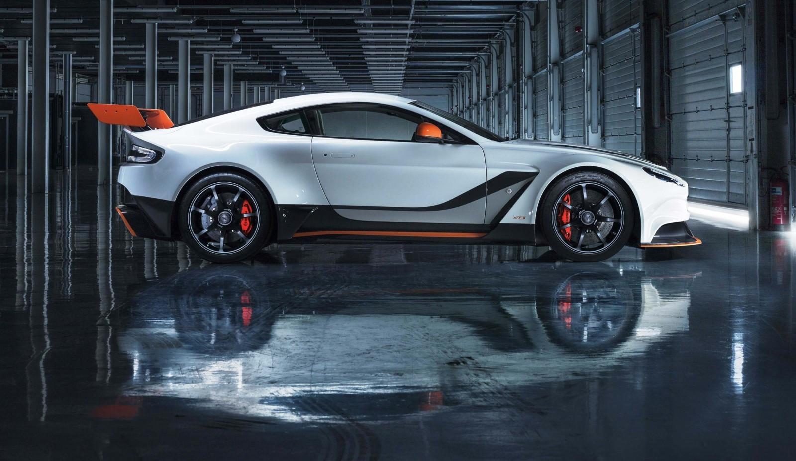2015 Aston Martin VANTAGE GT3 5