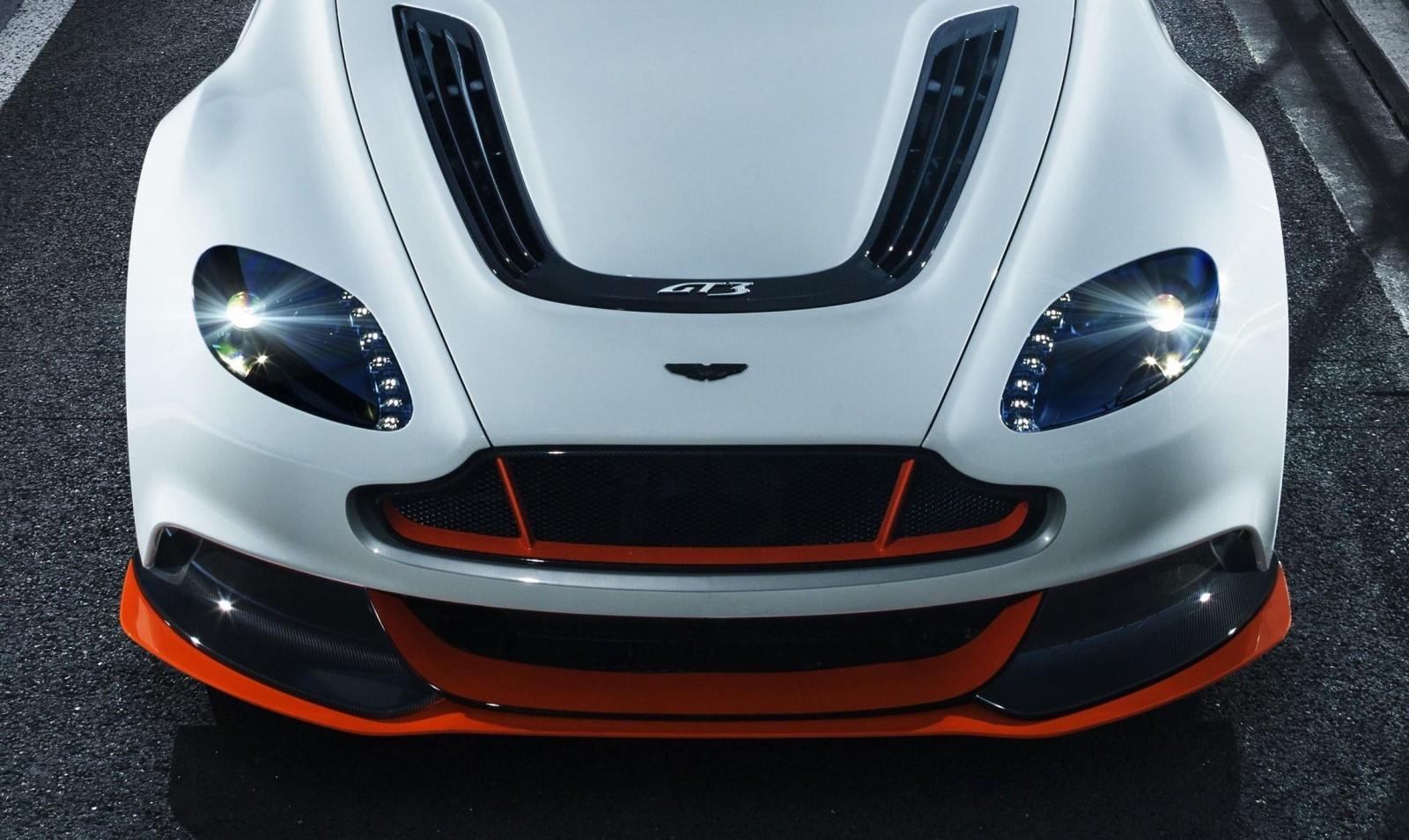 2015 Aston Martin VANTAGE GT3 9