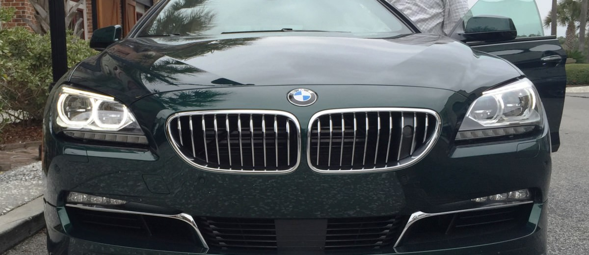 2015 BMW Alpina B6 4