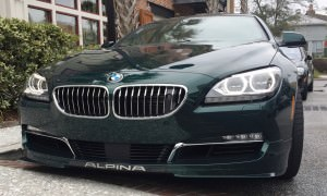 2015 BMW Alpina B6 5