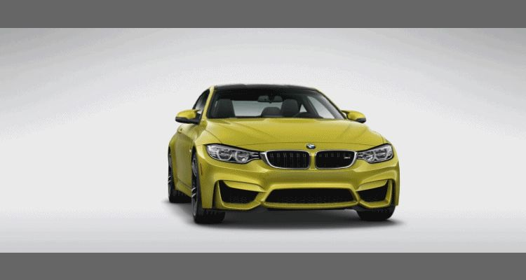 2015 BMW M4 Austin Yellow Metallic