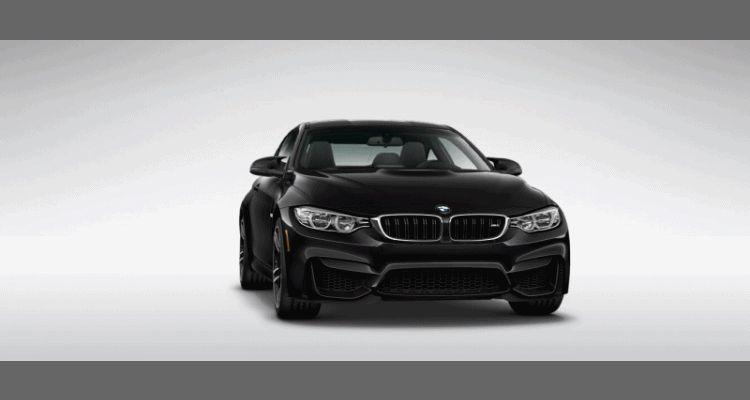 2015 BMW M4 Black Sapphire