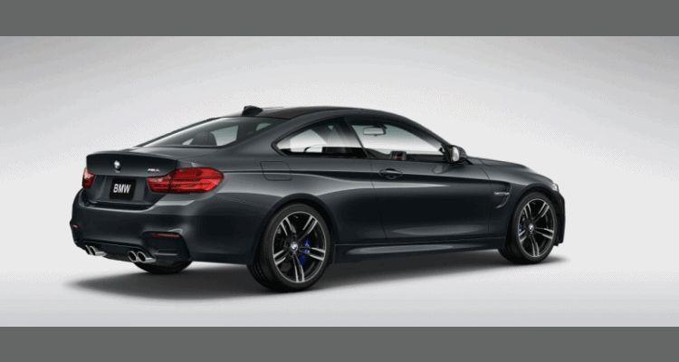 2015 BMW M4 Mineral Grey