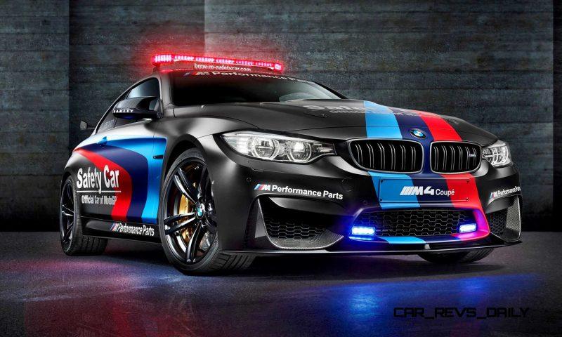 2015 BMW M4 MotoGP 2