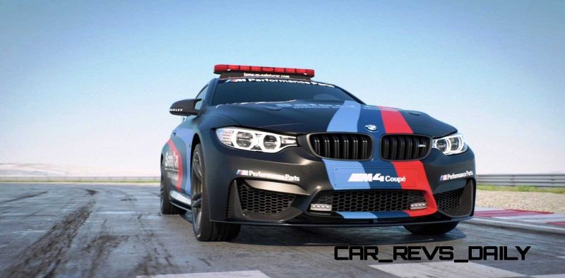 2015 BMW M4 MotoGP Safety Car - New Hydro-Cooled Boost Vaporization 10