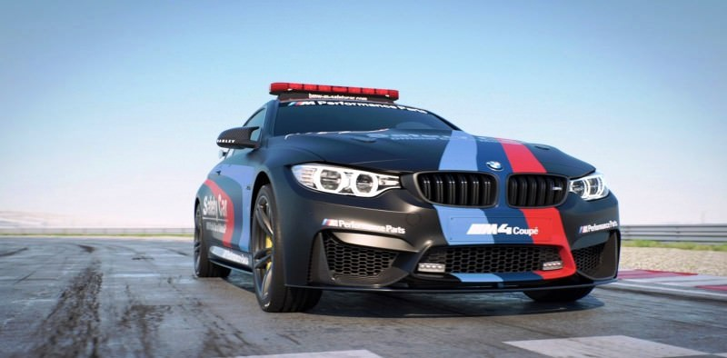 2015 BMW M4 MotoGP Safety Car - New Hydro-Cooled Boost Vaporization 11