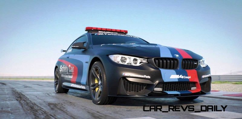 2015 BMW M4 MotoGP Safety Car - New Hydro-Cooled Boost Vaporization 12