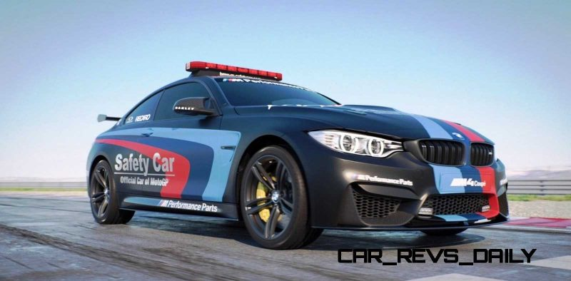 2015 BMW M4 MotoGP Safety Car - New Hydro-Cooled Boost Vaporization 15