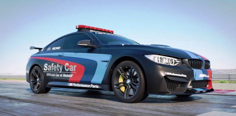 2015 BMW M4 MotoGP Safety Car - New Hydro-Cooled Boost Vaporization 17