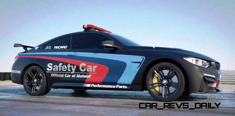 2015 BMW M4 MotoGP Safety Car - New Hydro-Cooled Boost Vaporization 20