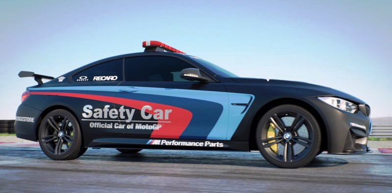 2015 BMW M4 MotoGP Safety Car - New Hydro-Cooled Boost Vaporization 21