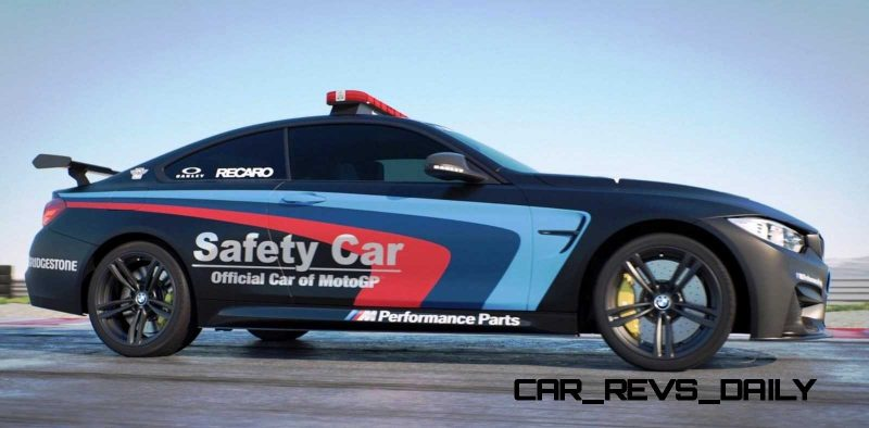2015 BMW M4 MotoGP Safety Car - New Hydro-Cooled Boost Vaporization 22