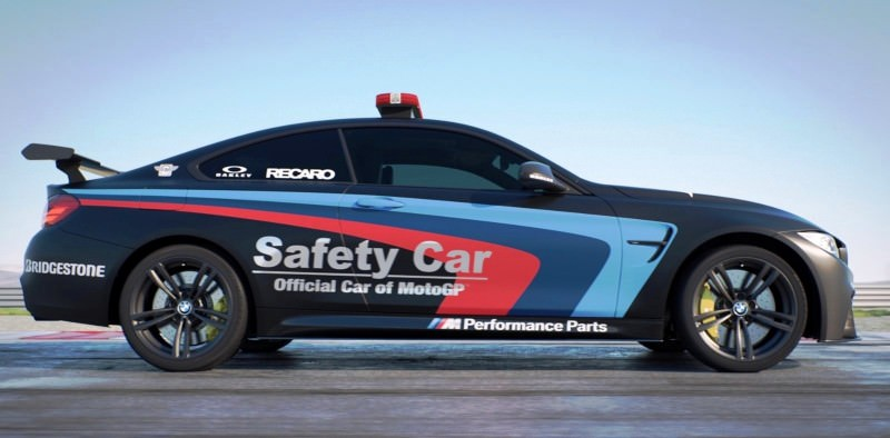 2015 BMW M4 MotoGP Safety Car - New Hydro-Cooled Boost Vaporization 24