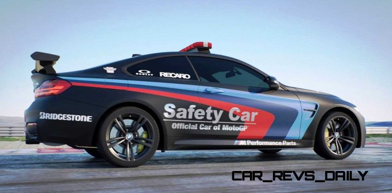 2015 BMW M4 MotoGP Safety Car - New Hydro-Cooled Boost Vaporization 29