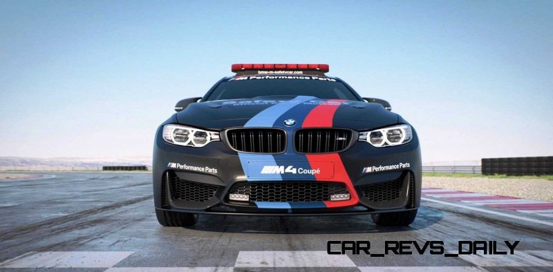 2015 BMW M4 MotoGP Safety Car - New Hydro-Cooled Boost Vaporization 3