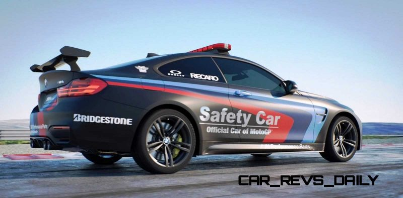 2015 BMW M4 MotoGP Safety Car - New Hydro-Cooled Boost Vaporization 31