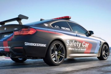 2015 BMW M4 MotoGP Safety Car - New Hydro-Cooled Boost Vaporization 35