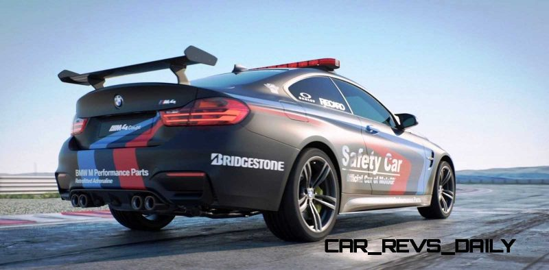 2015 BMW M4 MotoGP Safety Car - New Hydro-Cooled Boost Vaporization 38