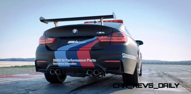 2015 BMW M4 MotoGP Safety Car - New Hydro-Cooled Boost Vaporization 44