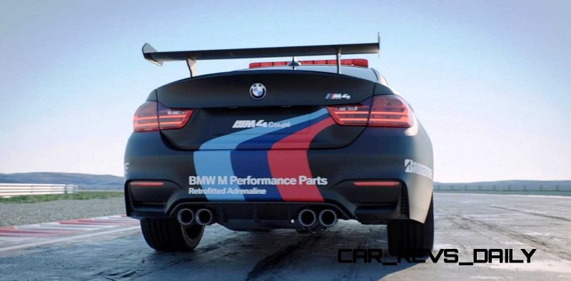 2015 BMW M4 MotoGP Safety Car - New Hydro-Cooled Boost Vaporization 46
