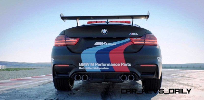 2015 BMW M4 MotoGP Safety Car - New Hydro-Cooled Boost Vaporization 47