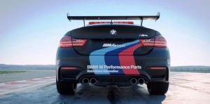2015 BMW M4 MotoGP Safety Car - New Hydro-Cooled Boost Vaporization 48
